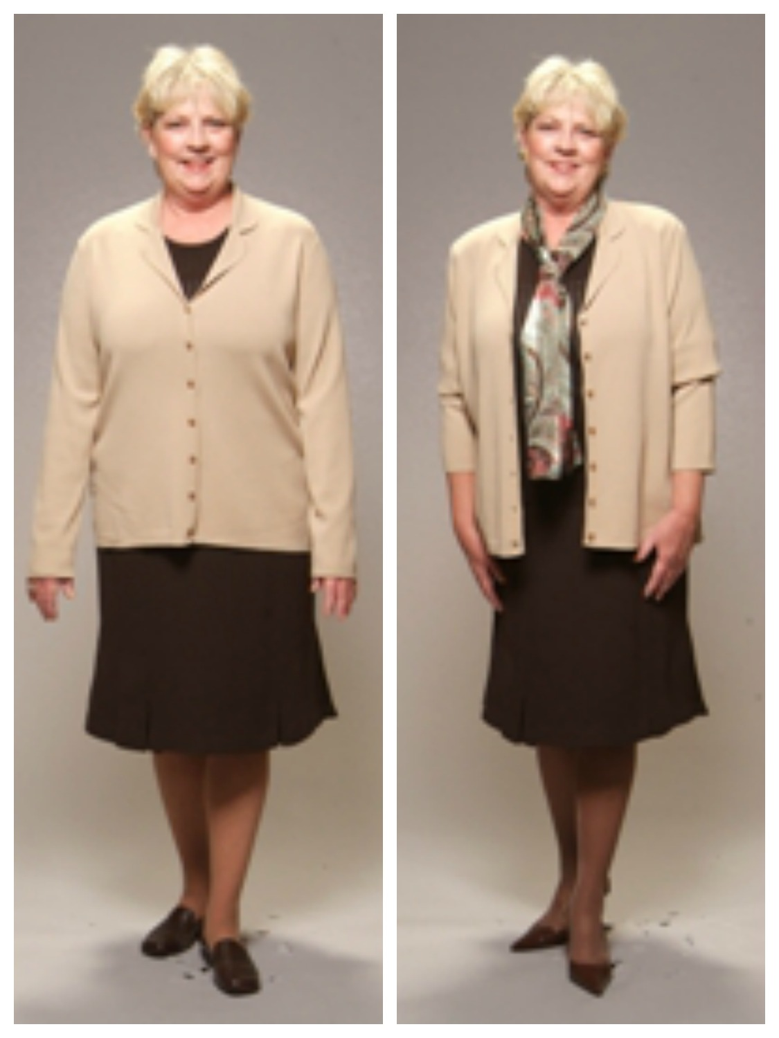 Style Dilemma How can I dress to look thinner? - Nancy Nix-Rice