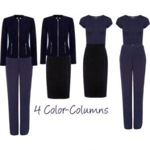 color columns